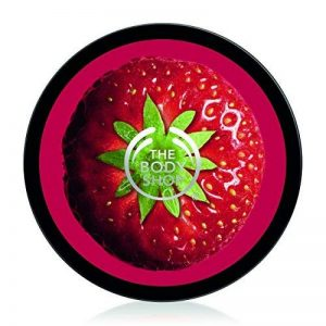 The Body Shop Beurre Corporel Fraise *Grande 400mls* de la marque The Body Shop image 0 produit