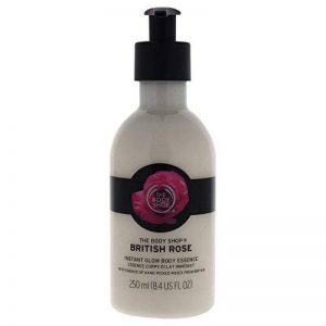 The Body Shop British Rose Lotion Corporelle 250 ml de la marque The Body Shop image 0 produit