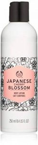The Body Shop Japanese Cherry Blossom Lotion Corporelle 250 ml de la marque The Body Shop image 0 produit