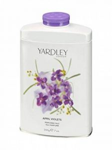 Yardley London - April Violets - Talc parfumé - 200 g de la marque YardleyLondon image 0 produit