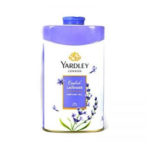 Yardley London English Lavender Perfumed Deodorizing Talc Talcum Powder 100gm by yardley de la marque Yardley image 0 produit