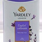 Yardley London English Lavender Perfumed Deodorizing Talc Talcum Powder 100gm by yardley de la marque Yardley image 1 produit
