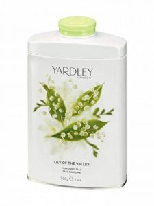 Yardley London Lily of the Valley Perfumed Talc de la marque Yardley image 0 produit